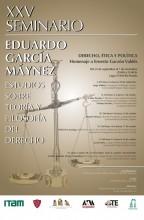XXV Seminario Eduardo García Máynez